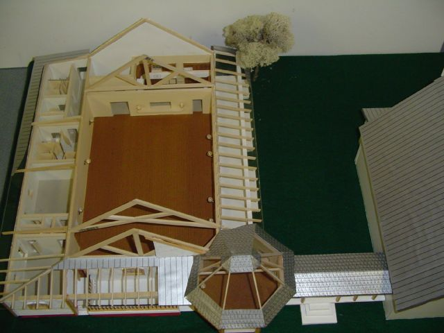 Fellowship Hall Model