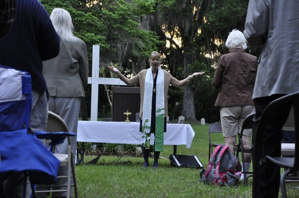 Easter at Kanapaha 2015